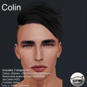 cleff Colin