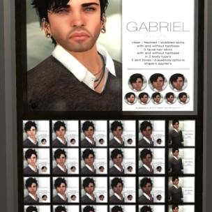 deadly gabriel