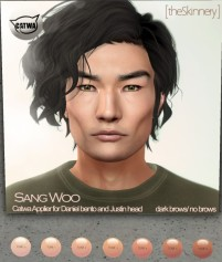 skinnery sang woo