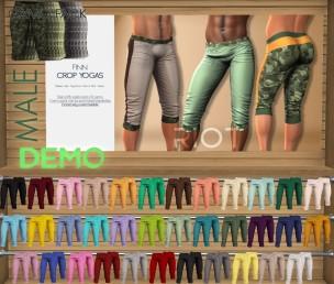 Top $L220. Pants $L180. Fatpack $580. Signature and Belleza.