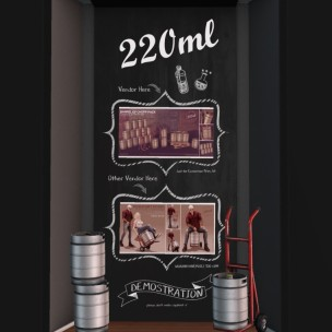 hipster 220ml