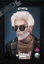hipster barber