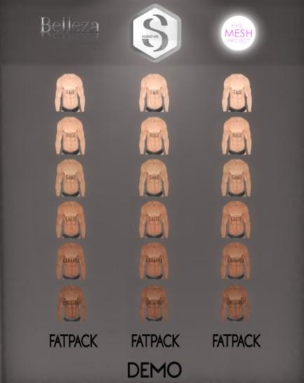 modulus skin tones