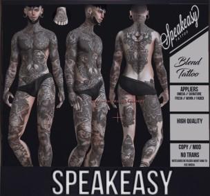 access speakeasy