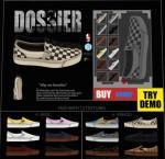 hipster dossier