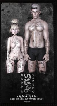 dappa tattoo