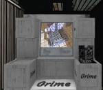 jail grime