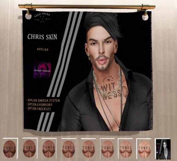 akool Chris