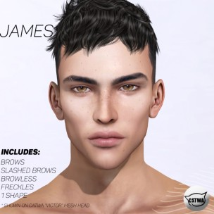 clef James