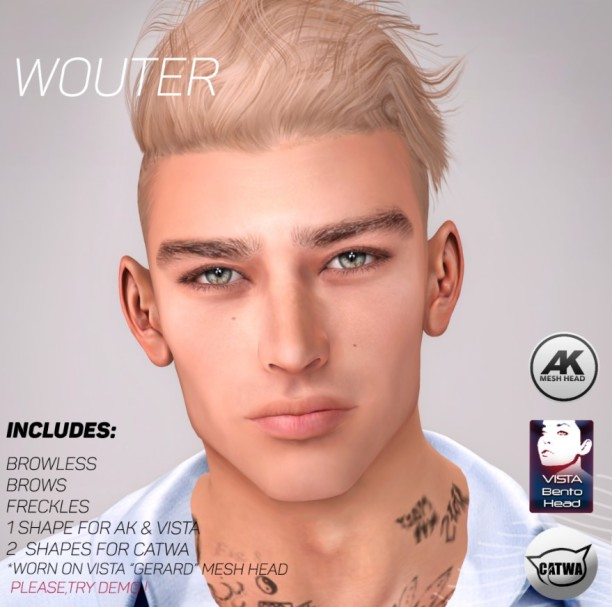 clef Wouter