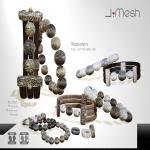 i.mesh - ALEXANDER's Bracelets and rings