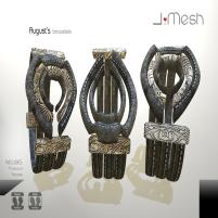 i.mesh - AUGUST's bracelets AD