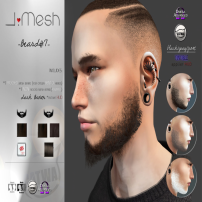 i.mesh Beard7 brown AD