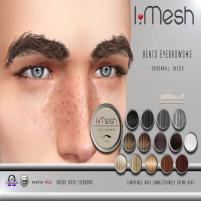 i.mesh - BENTO Eyebrows#3 AD