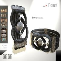 i.mesh - BJORN's bracelets AD