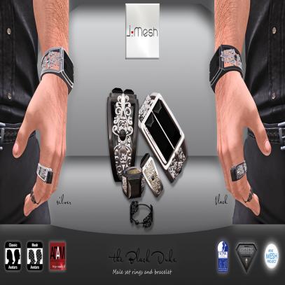 i.mesh - BLACK DUKE AD