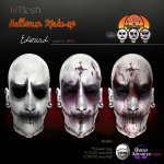 i.mesh - Edward makeup ad
