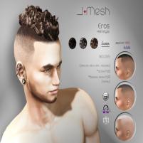 i.mesh - Eros hair brown ad