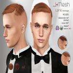 i.mesh LorisHair RED ad