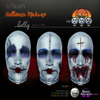 i.mesh - Sally makeup ad