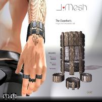 i.mesh - The GUARDIAN's bracelets AD