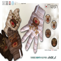 i.mesh - unisex BENTO Gloves2 AD
