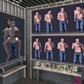 jail Secret Poses