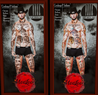 20181107 MOOLOO BODY ART