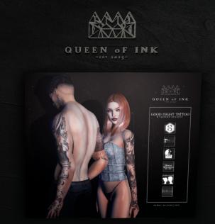 20181112 QUEEN OF INK