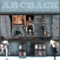 ARCHBACK