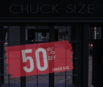 Teleport to Chuck Size