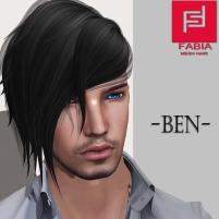 -FABIA- Mesh Hair _Ben_