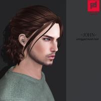 -FABIA- Mesh Hair _John_