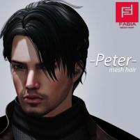 -FABIA- Mesh Hair _Peter_