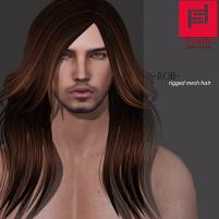 -FABIA- Mesh Hair _Rob_