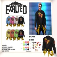20181201 EXALTED