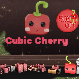 cubic cherry