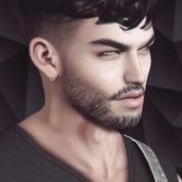 dalton facial hair