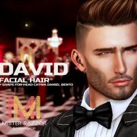 david facial hair