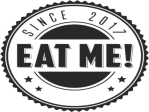 eat me logo