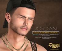 jordan facial hair