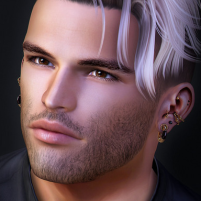 max facial hair