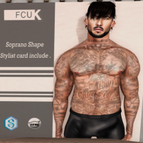 20190208 The Men Jail FCUK SOPRANO SHAPE