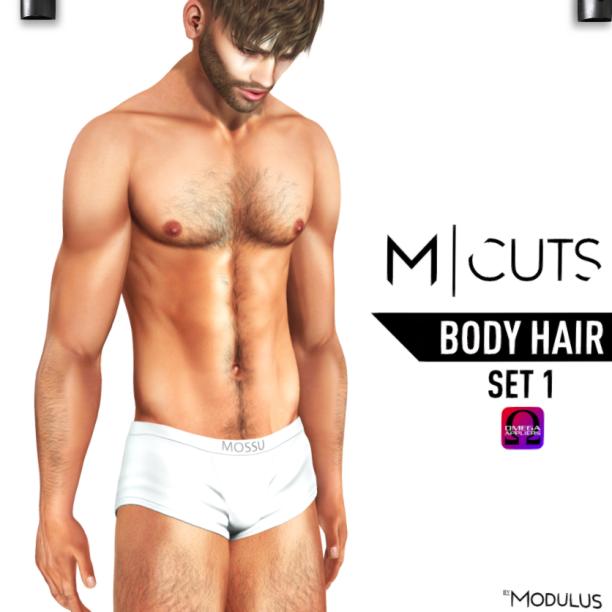 MODULUS BODY HAIR SET 1