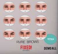 Unorthodox Rvre brows