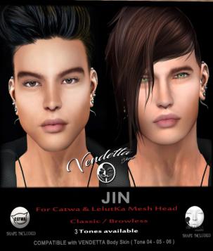 Vendetta Jin