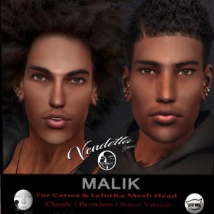 Vendetta Malik