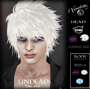 Vendetta Undead skin