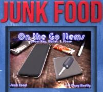 20190323 Hipster event junk food