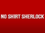 NSS No shirt Sherlock logo